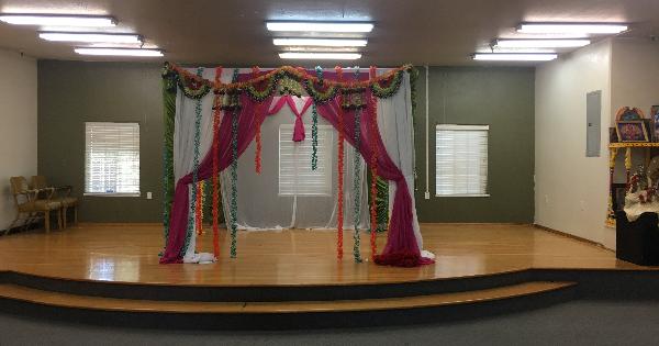 Saraswati Hall